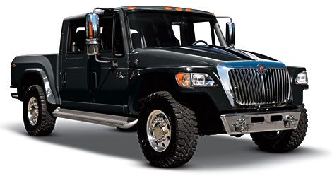 New International Pickup Trucks | International showed up in