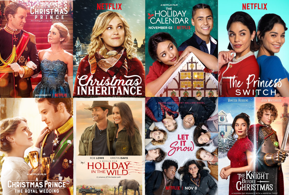 Every Netflix Holiday Rom Com Reviewed Movie Couples Romantic Comedy Netflix