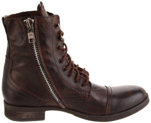 Abandono atravesar Agente  Amazon.com: Steve Madden Men's Gramm Boot: Shoes   Boots, Combat boots, Mens  fashion