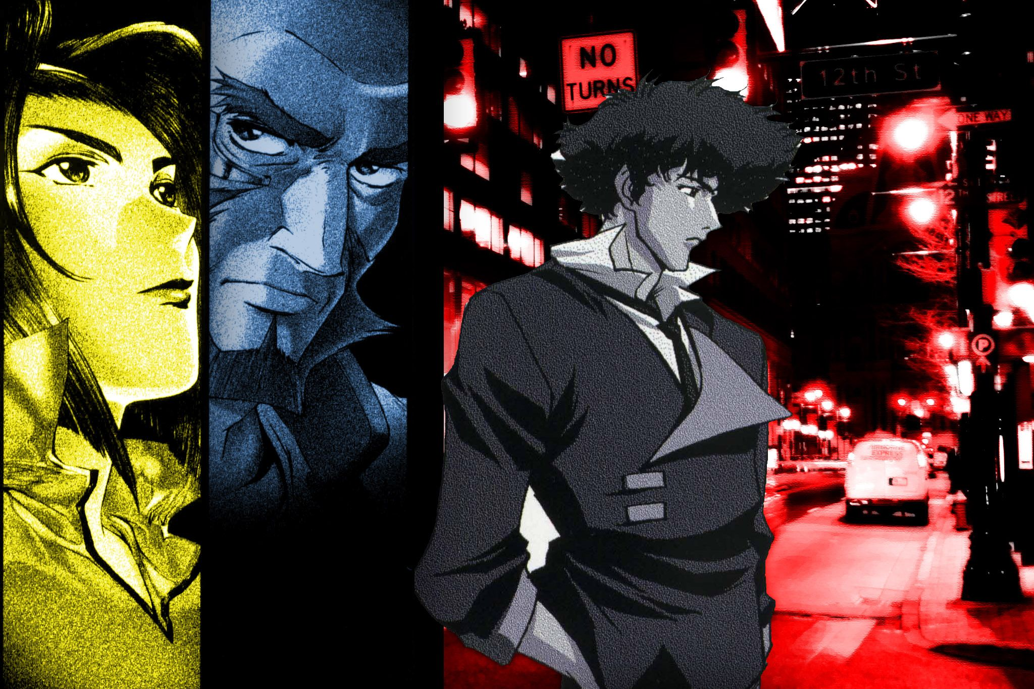 Cowboy bebop tribute by (With