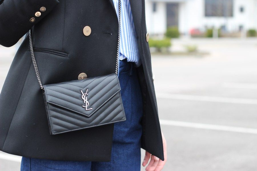 5 Classic Pieces You Need In Your Wardrobe Ysl Crossbody