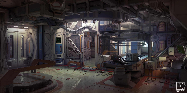 Lab Zone by 600v on deviantART