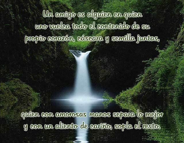 Frases Para Amigos: Poemas De Amistad Para Amigos Rio