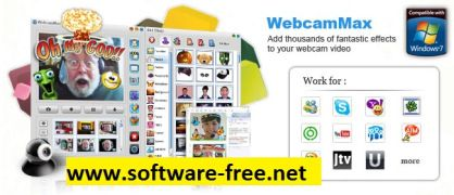 WebcamMax Crack 7 Plus Keygen Full Download | Software Free
