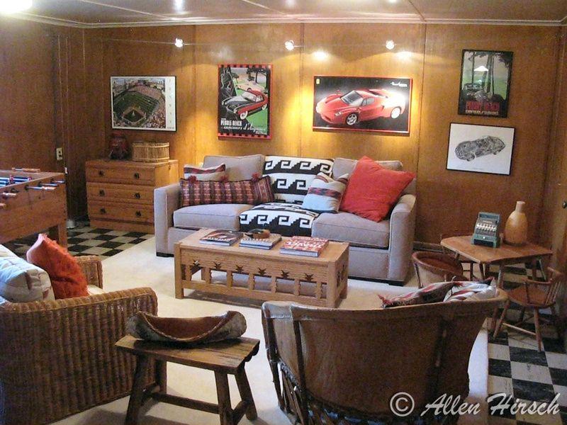 Home Remodeling Ideas News Views MidCentury Modern Community Simple Retro Modern Living Room Remodelling