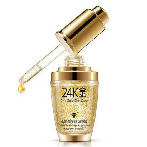 24k Gold Face Serum Best Anti Aging Serums Keep Your Skin Looking Youthful Face Serum Face Serum D Face Serum Moisturizer Cream Face Skin Collagen Skin Care