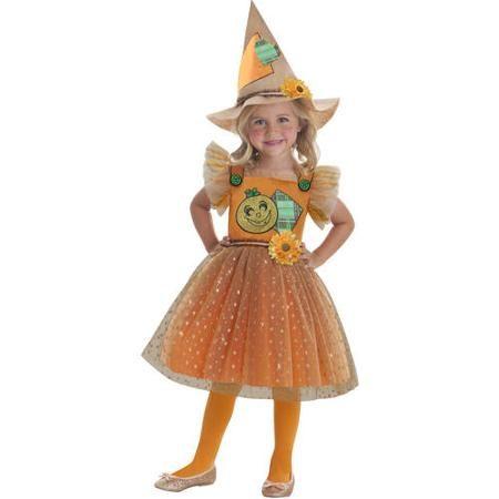 Little Scarecrow Toddler Halloween Costume - Walmart.com  sc 1 st  Pinterest & Little Scarecrow Toddler Halloween Costume - Walmart.com   Falling ...