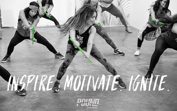 Pin by Mel Bartashus on POUND   Pound workout rockout, Workout memes, Fun  workouts