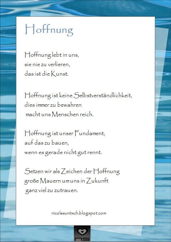 Gedichte Von Nicole Sunitsch Autorin Gedichte Lyrik Und