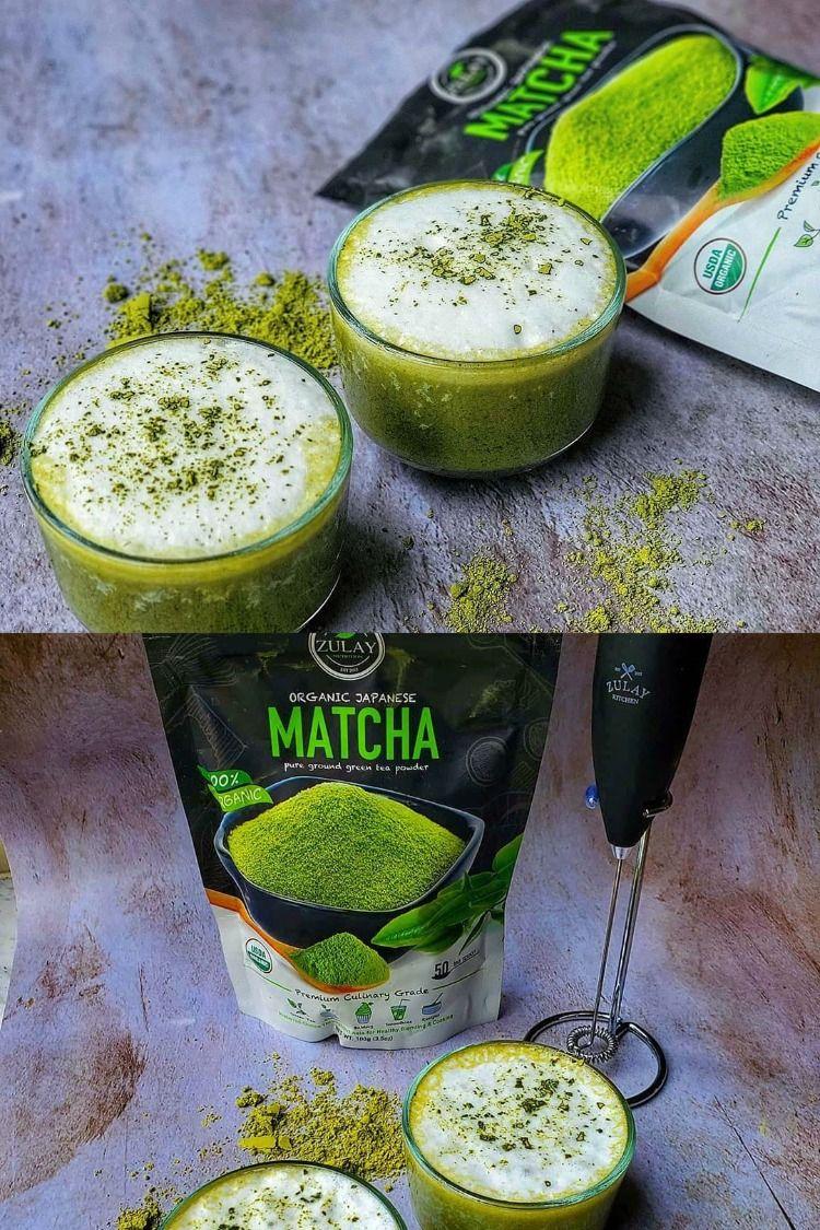Matcha Powder Milk Frother Culinary Grade Matcha Organic Matcha Green Tea Organic Matcha Green Tea Powder