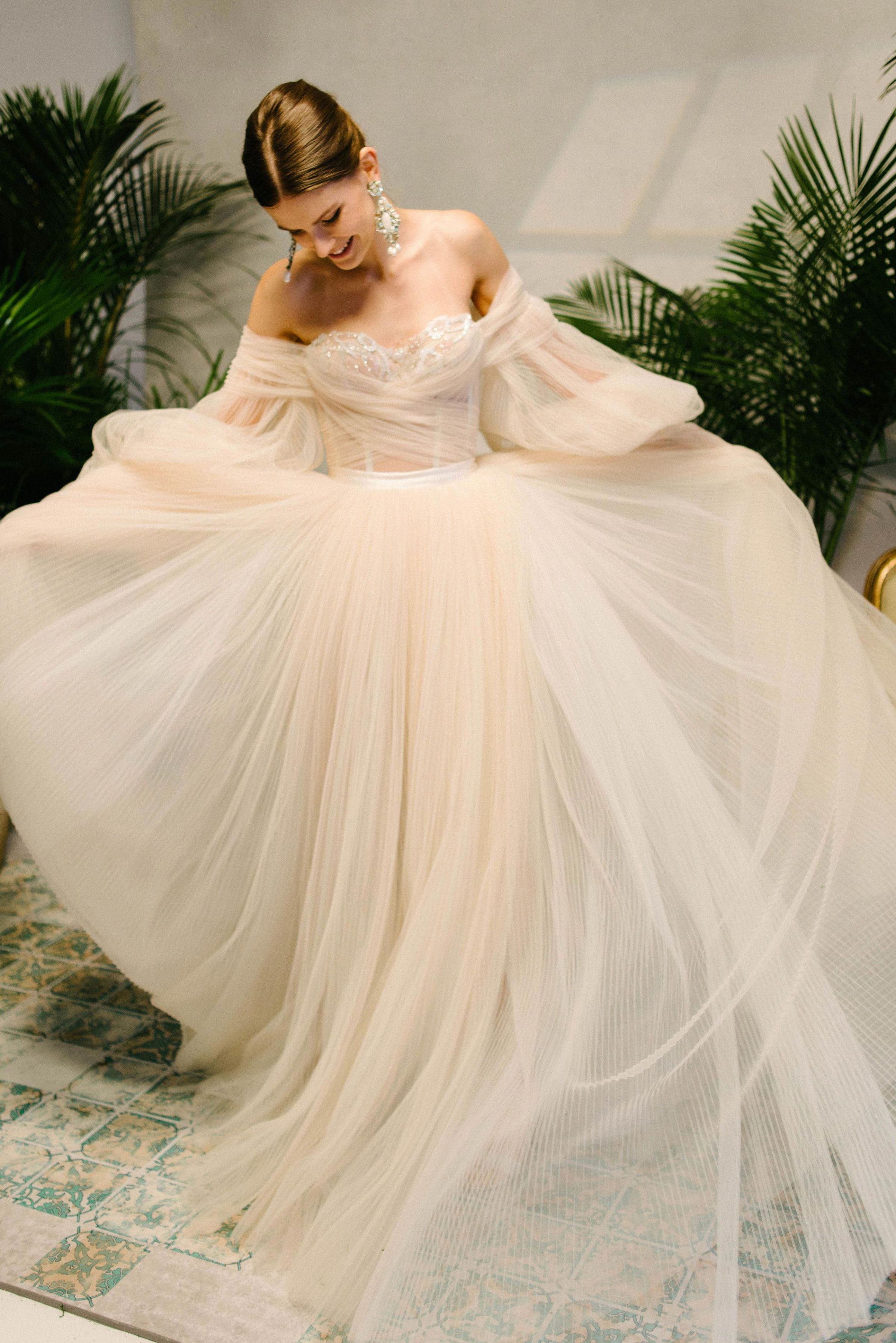 The Truth About Wedding Dresses Cheap Dallas Tx Is About To Be Revealed In 2020 White Bridal Dresses Galia Lahav Wedding Dress Ball Gowns Wedding