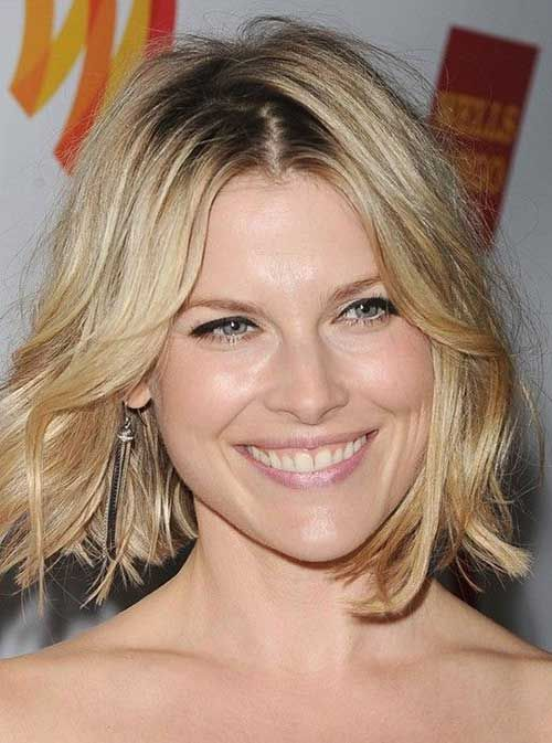 Short Hairstyles Thin Wavy Hair Hairstyles To Try Pinterest