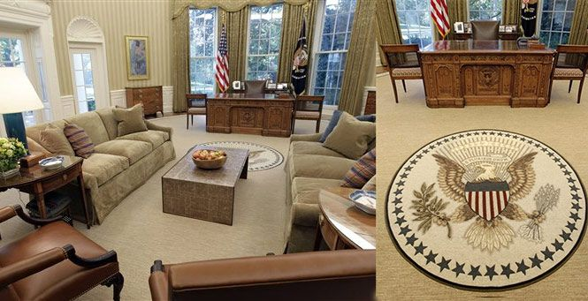 Us Presidents Office Interiors