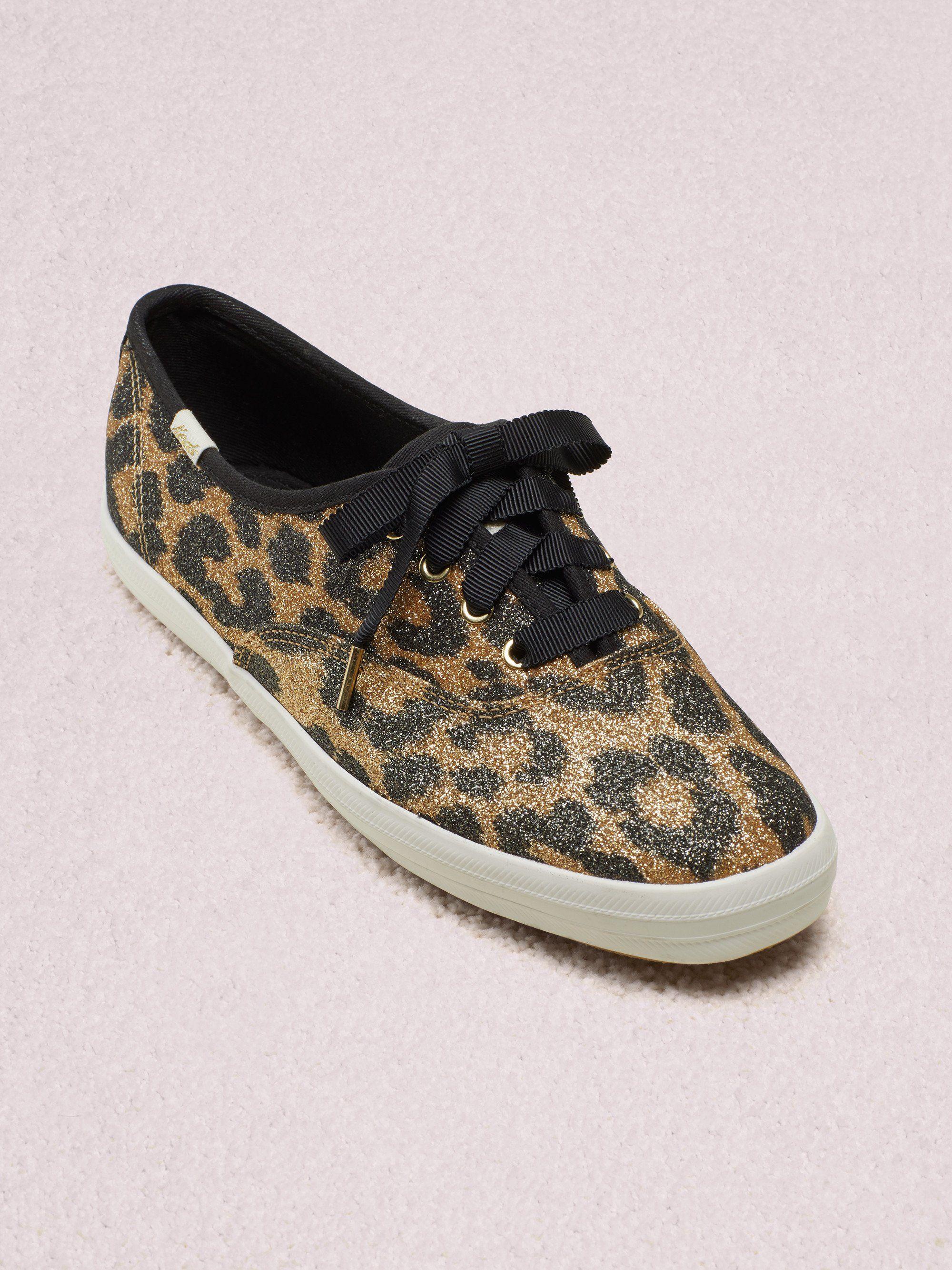 kate spade keds cheetah