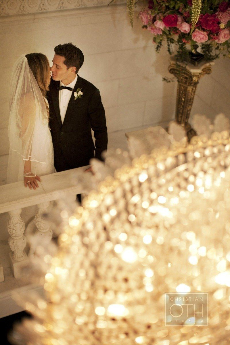 Charming WhiteOut Wedding in Old Westbury, NY by