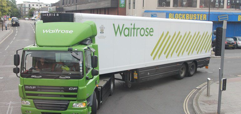 From trash to treasure a british grocery turns food waste