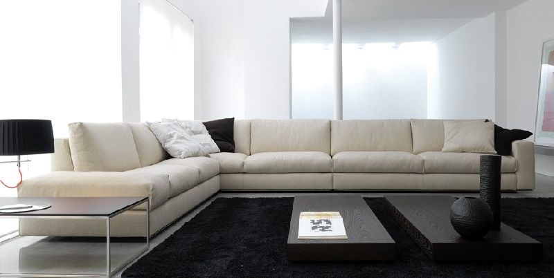 Extra Long White Leather Sofa Sofa Zuhause Design Ideen