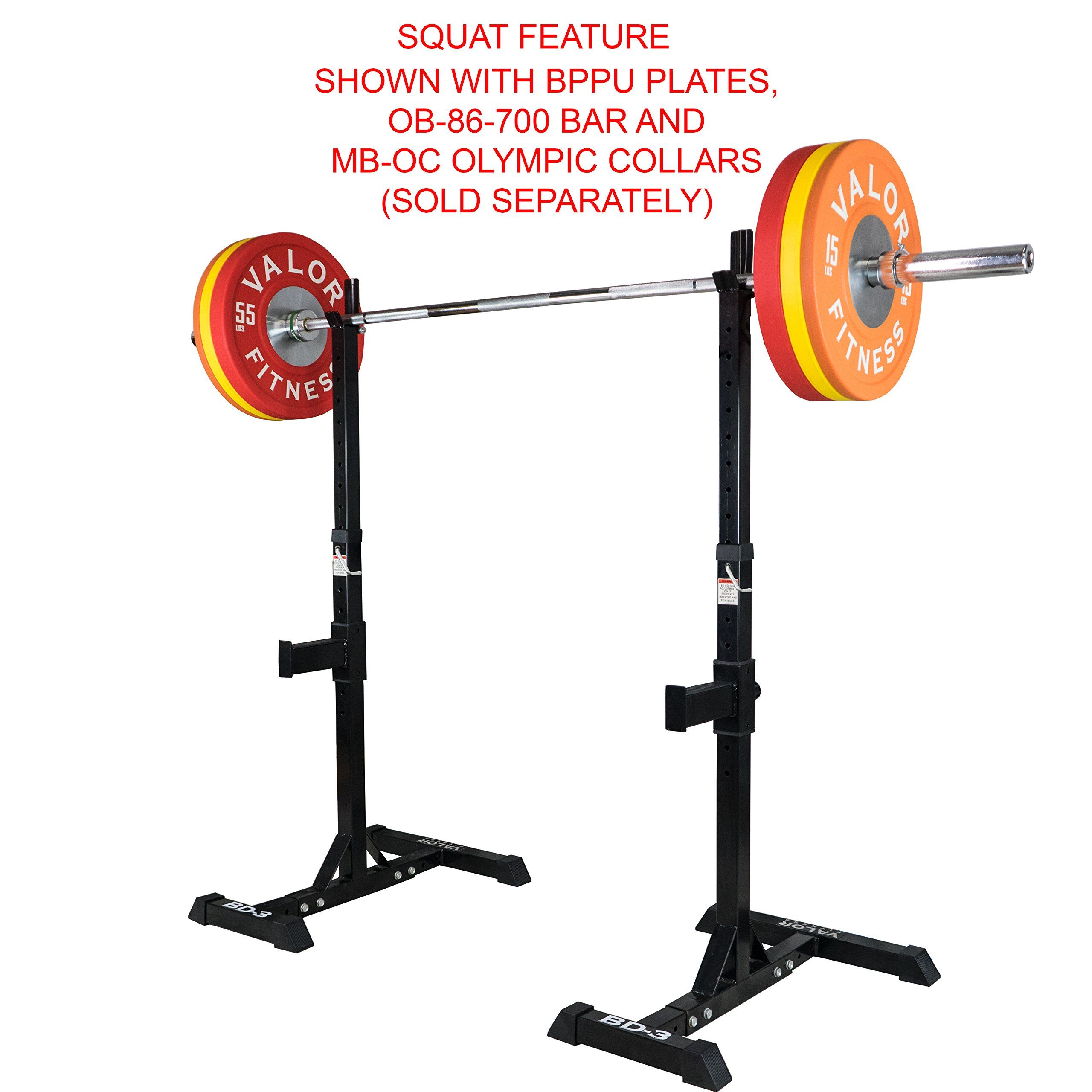 Valor Fitness BD3 Squat Stand >>> Have a look at the image