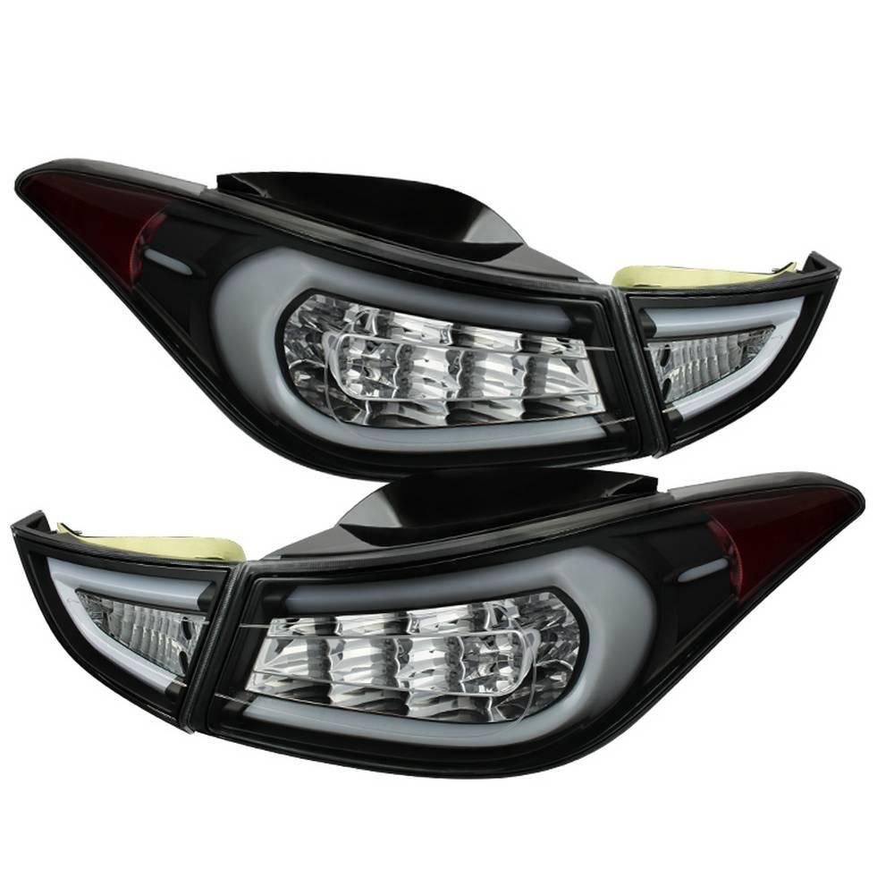 Spyder Auto Hyundai Elantra 1113 Light Bar LED Tail