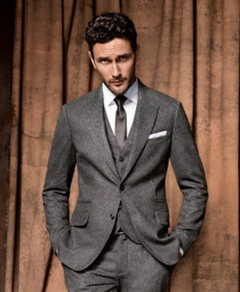dotted tie ensemble - Google Search | Groom & Groomsmen ...