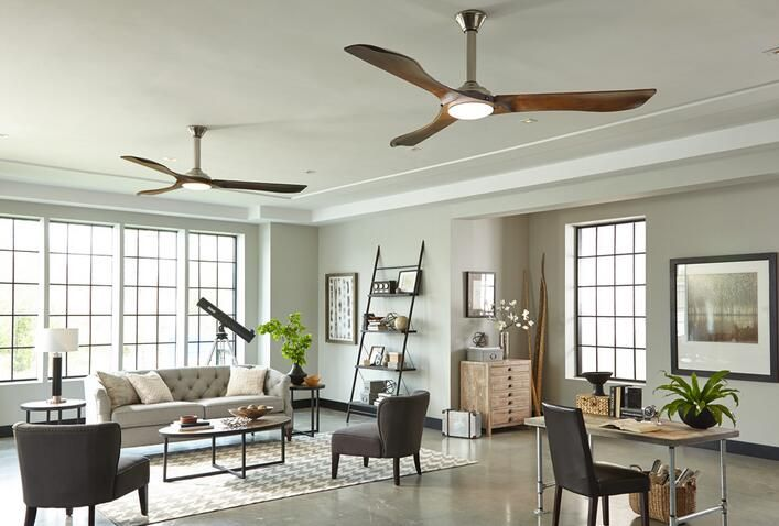 Selecting Best Ceiling Fan Fit Your Living Room Large Room Living Room Ceiling Fan Living Room Ceiling Home Decor