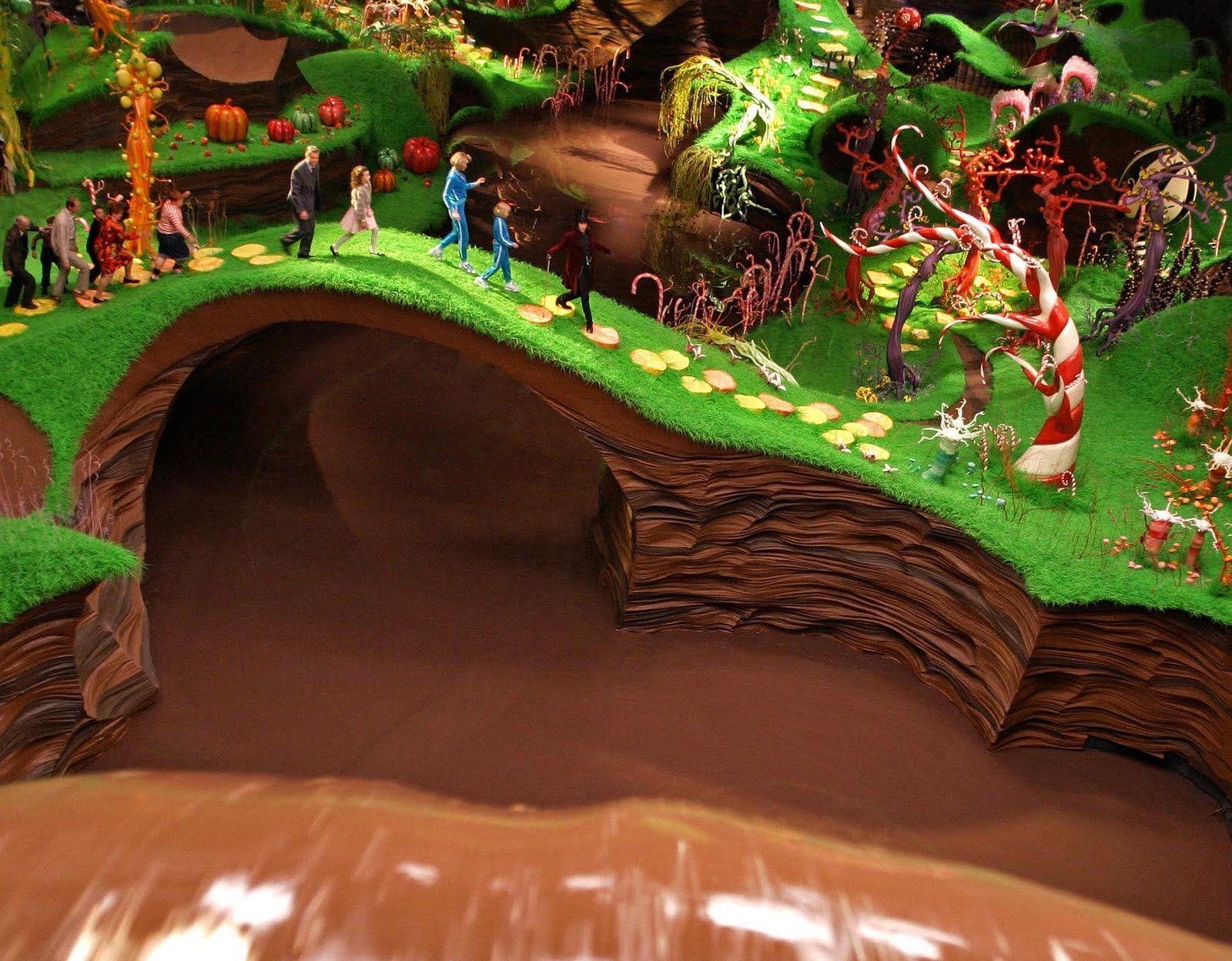 A Chocolate Factory In Wood Green Fabrica De Chocolate