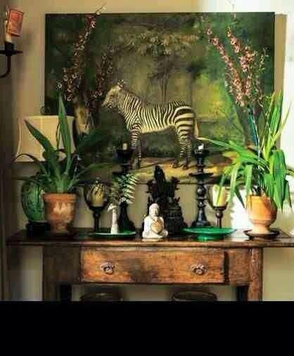 Tropical Decor Home: Tropical Home Decor, British
