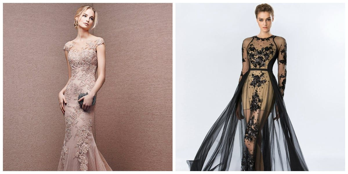 Evening dresses 2021 fresh trends and ideas for evening