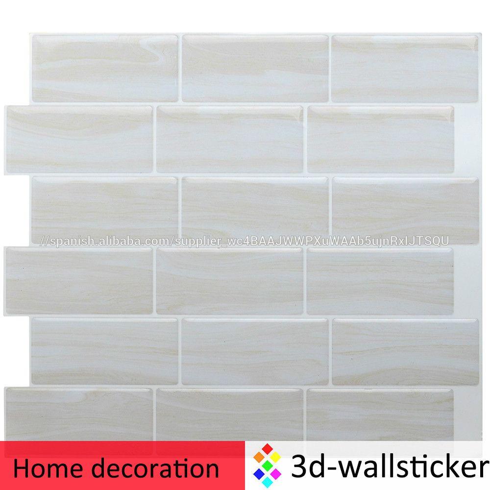 3D arte de la pared decoración pegatinas para RV peto-imagen ...