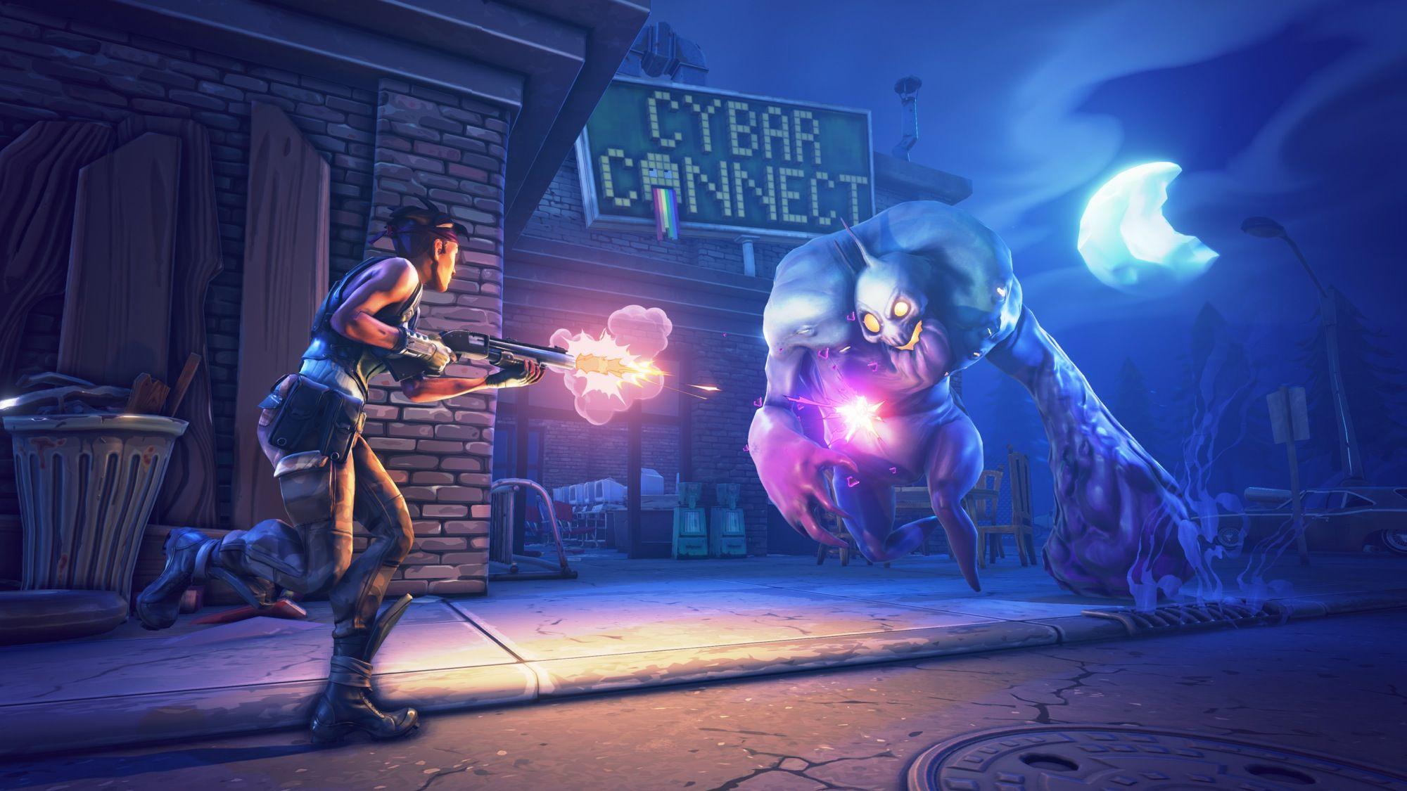 Cool games Battle royale game, Fortnite, Epic games