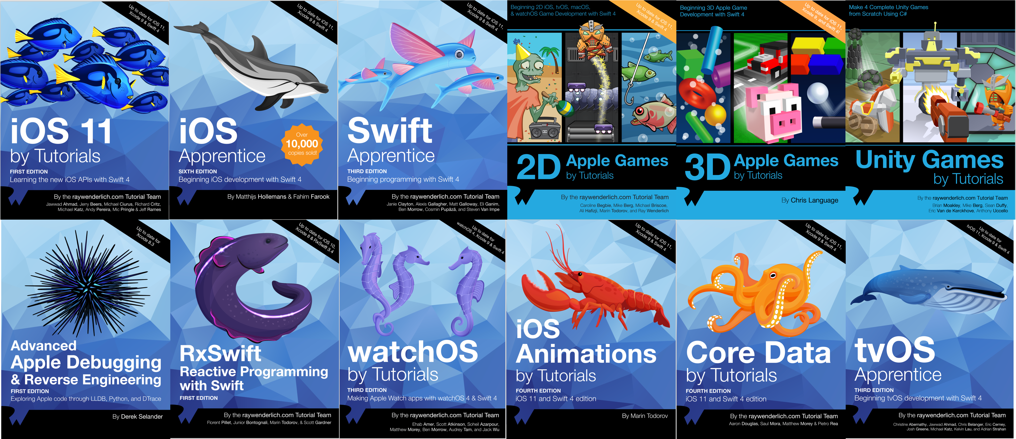 Download all books learn ios by ray wenderlich new version swift 40 download all books learn ios fandeluxe Choice Image
