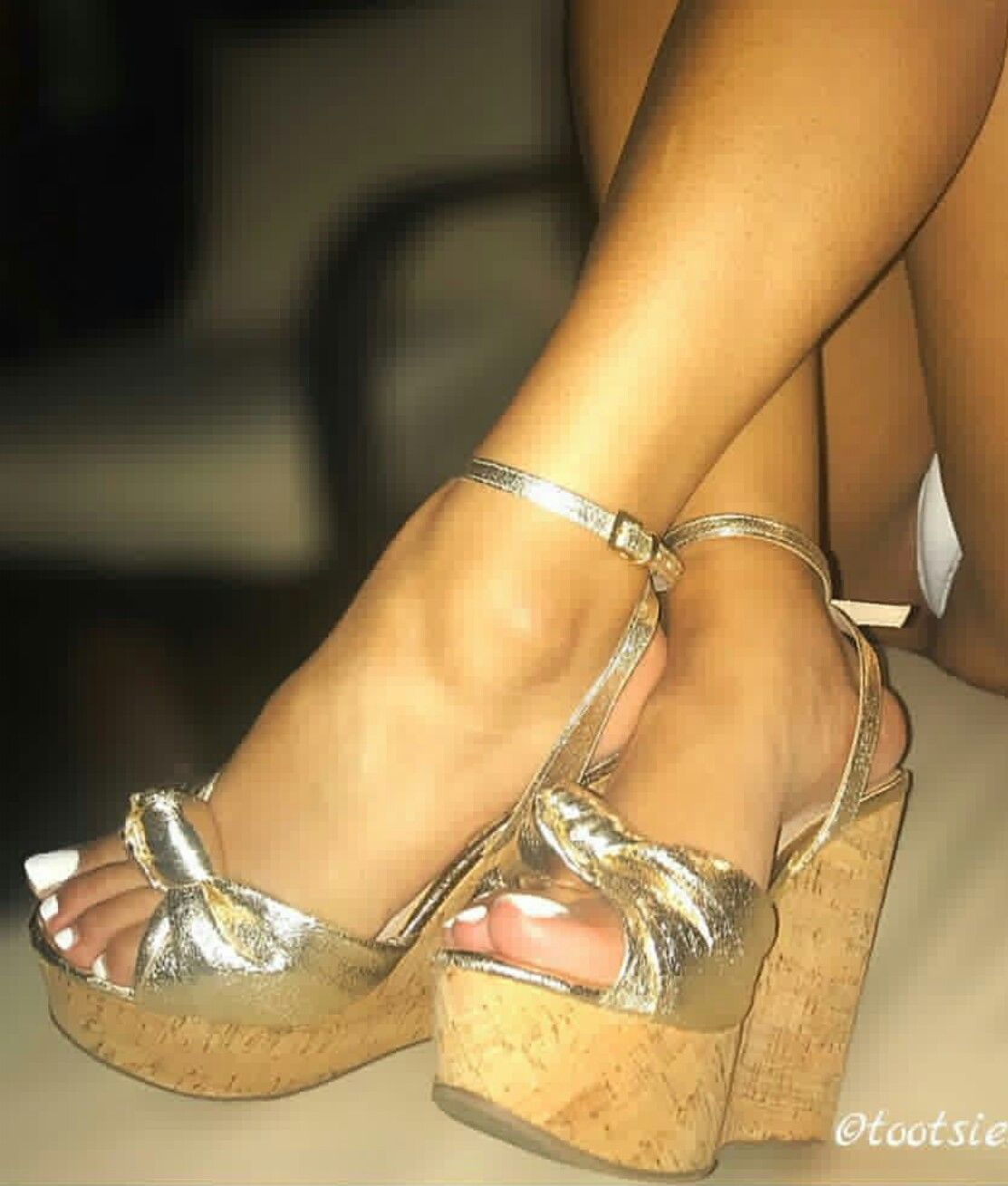 0eb9f878f8a Pin by Heel and wedges Wooden on pretty feet in sexy shoes in 2019 ...