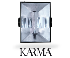 Karma grow light from Barron Lighting. It's concealed Vacuum Airflow Technology reflector utilizes 100% of the hood's reflective surface to maximize the lumens provided by the lamp.  #growlite #barronlighting #growlight #horticulture #hydroponics #oghood #growpatrol #growfacilities #oghood #sparky #electrician #lighting #themachine #extreme #willowelectric #karma #willowelectrical #growlitebybarron #hydrolife #cleanmeds #growops #growshop #hydrostore #grow #horticulture #garden #urbanfarmer