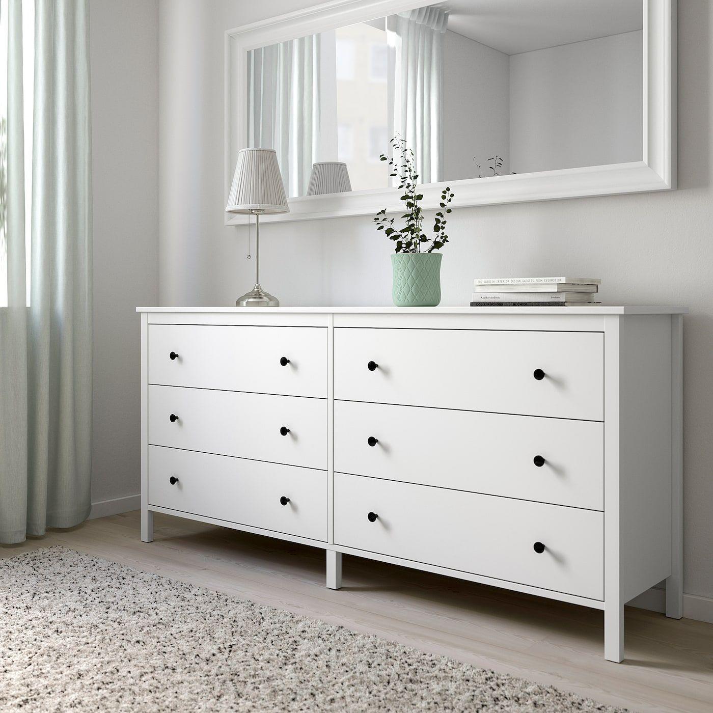 Best Koppang 6 Drawer Dresser White 67 3 4X32 5 8 172X83 400 x 300