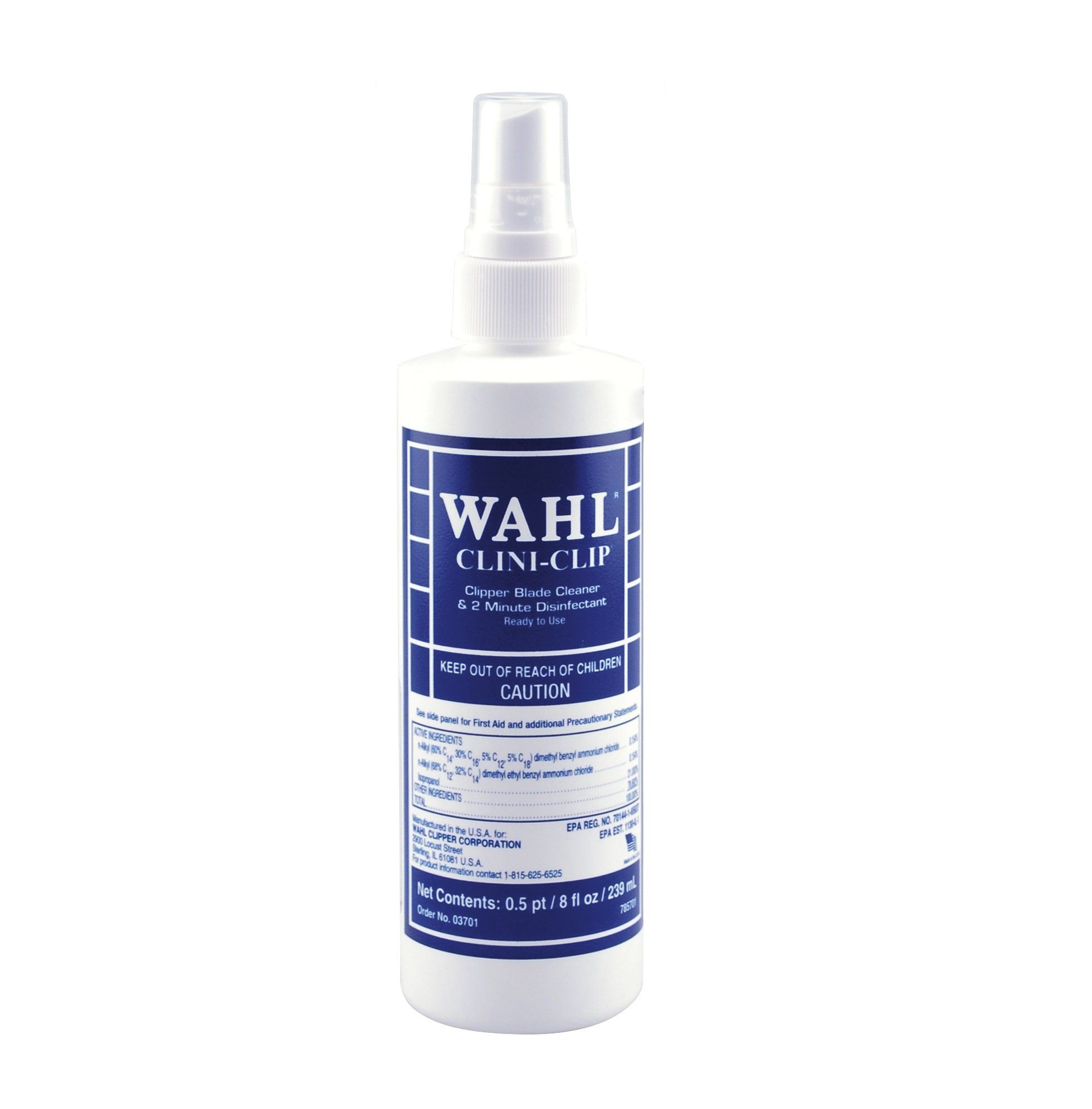 Wahl Professional Cliniclip Disinfectant Spray 8 Oz Click The Photo For Additional Information This Is An Affiliate With Images Dog Grooming Disinfectant Spray Wahl