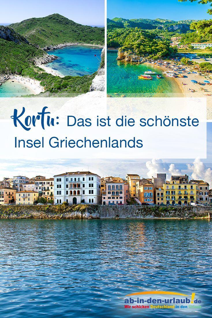 Korfu Ist Das Die Schonste Insel Von Griechenland Griechenland