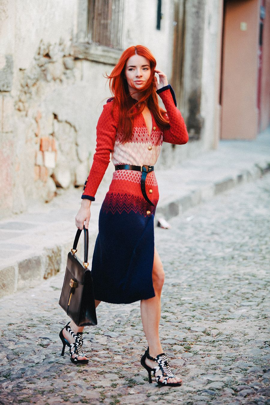 How to wear vintage bags modernly bag beautiful outfits and