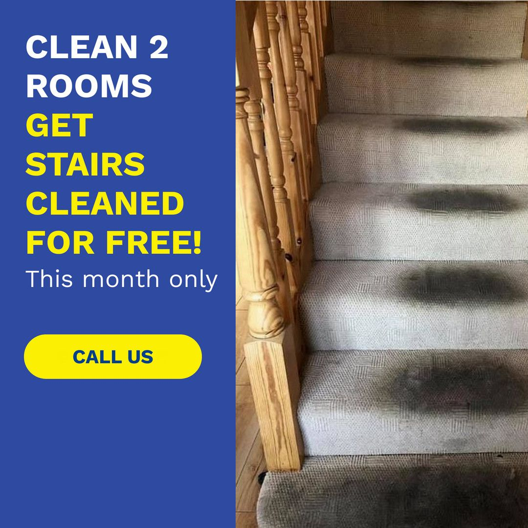 First Step In Having Good Looking Steps Is To Take The Step To Get Them Cleaned Call Us At Tel 847 33 In 2020 How To Clean Carpet Cleaning Cleaning Upholstery
