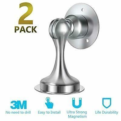 Door Stopper 2 Pack Magnetic Stainless Steel Door stop …