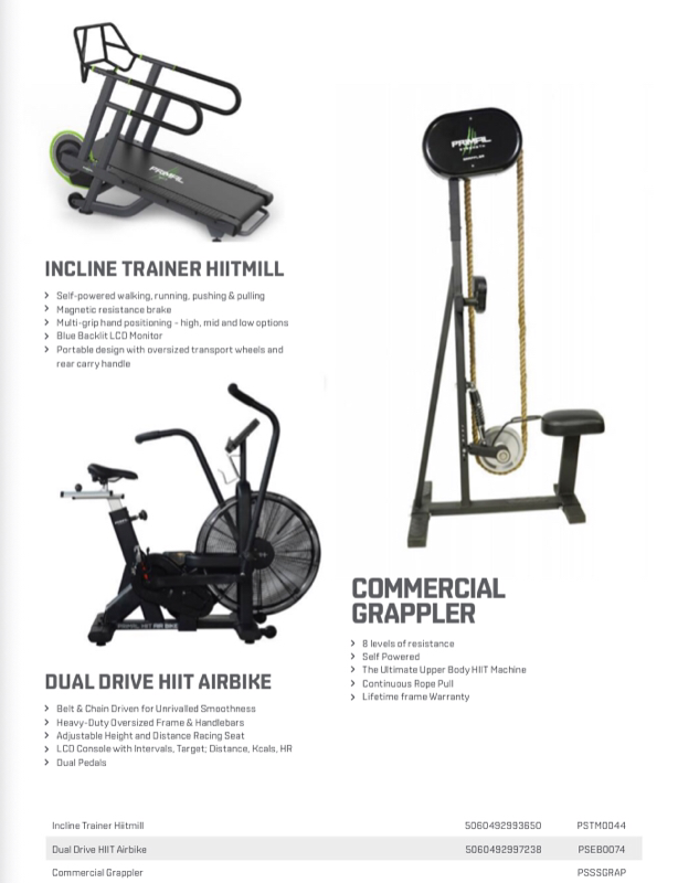 Cardio Equipment Exercise Equipment.ie (With images