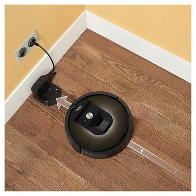 Roomba will do its work and recharge if need to, and then