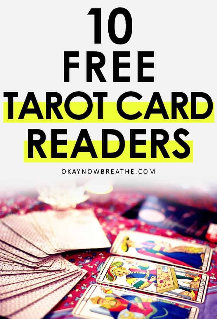 free tarot card readings on youtube