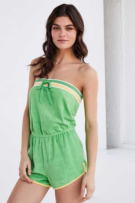 073082404d17 Juicy Couture For UO Be Juicy Romper