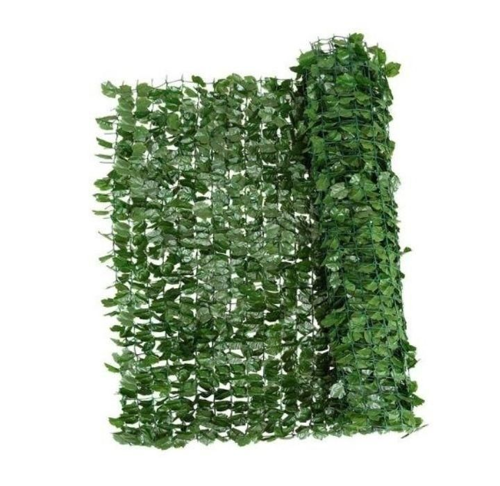 Daily Deal Fencing & Barriers 40'' x 95'' Ivy Leaf Privacy Fence – UntilGone.com