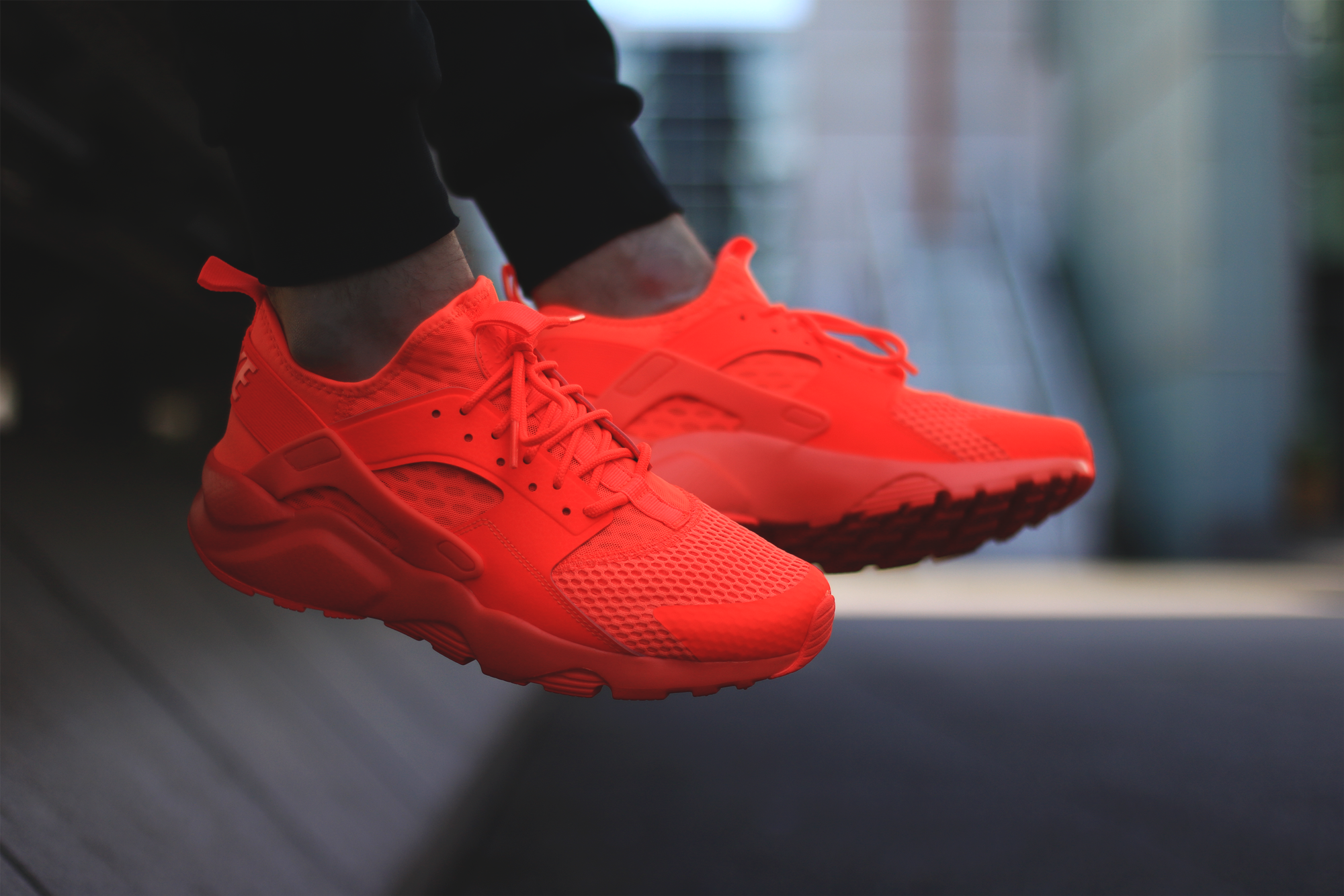 Nike Air Huarache Run Ultra BR disponible sur Courir.om
