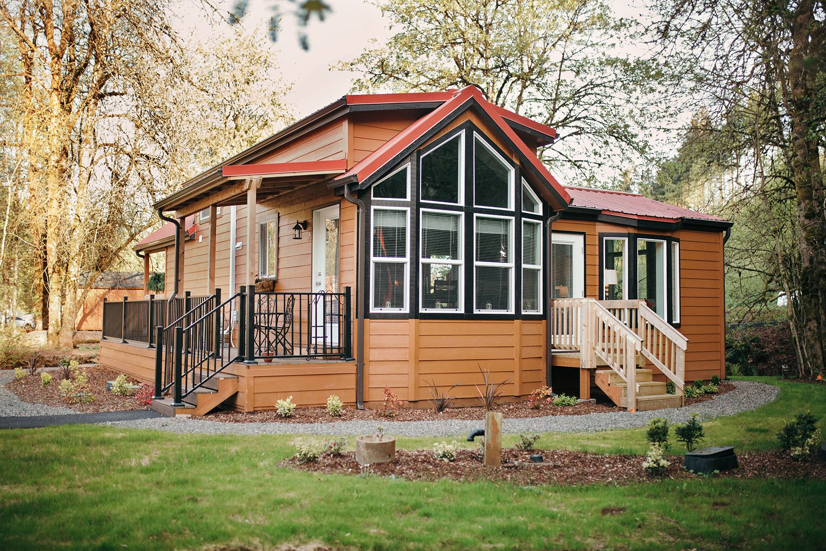 Welcome Hope Valley Resort Tiny House Community Tiny