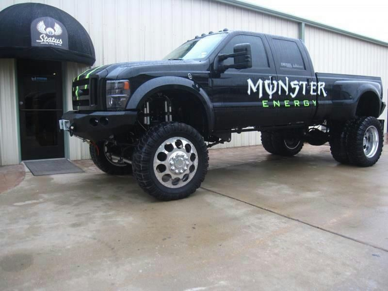 Monster Energy Truck Ford Super Duty Trucks Big Trucks Ford Trucks
