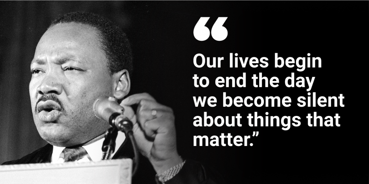 12 Inspiring Quotes From Martin Luther King Jr Encourage Me