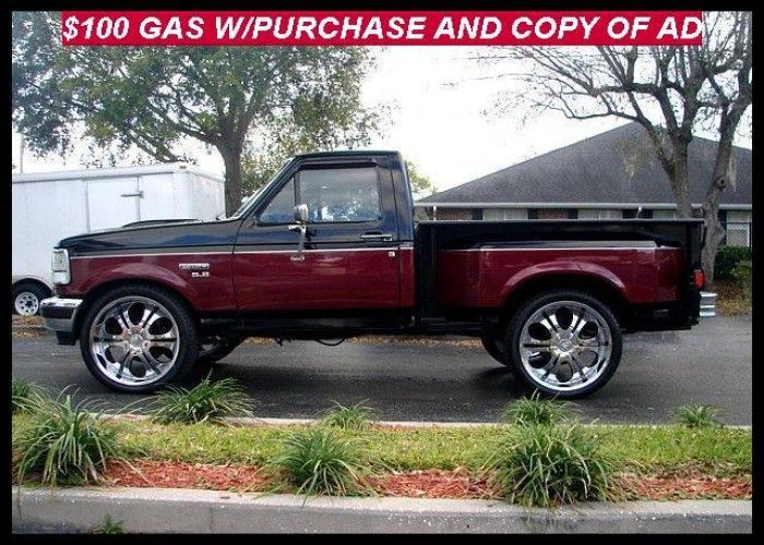 1987 Ford F150 1987 Ford F150 For Sale In Tampa Florida
