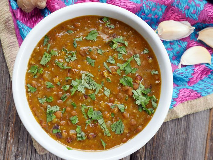 I'm sharing a delicious recipe with you guys today! It's for dal makhani made in an Instant Pot! Itcalls for lentils.You might be wondering why a mostlypaleo blogger would do such a crazy thing like use lentils in a recipe. But here's the dal deal: not all of my readersfollow the paleo diet. Some are…   Read More